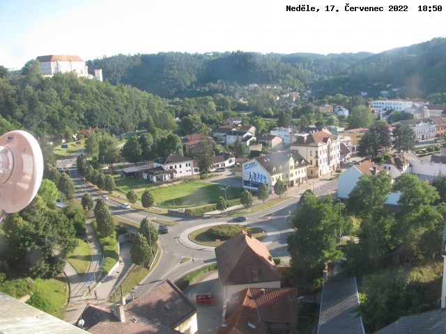 Letovice webkamera